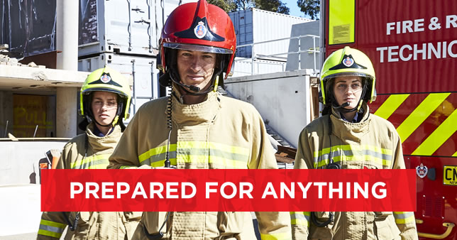 Australia Firefighter Exams